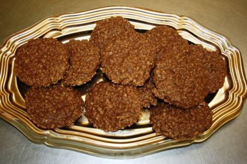 nobake cookies