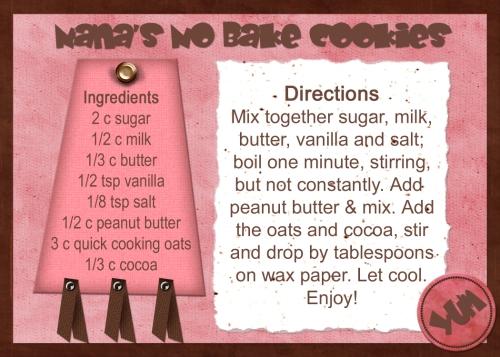nobake recipe