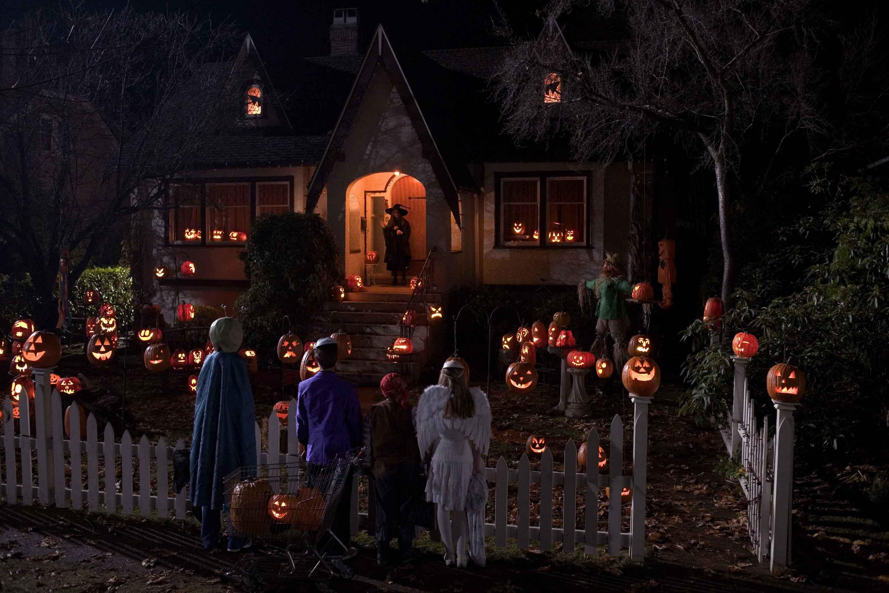 halloween spirit federal way