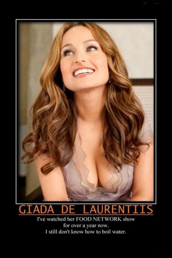 My Love Hate Relationship With Giada Delaurentiis