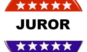 Juror-button